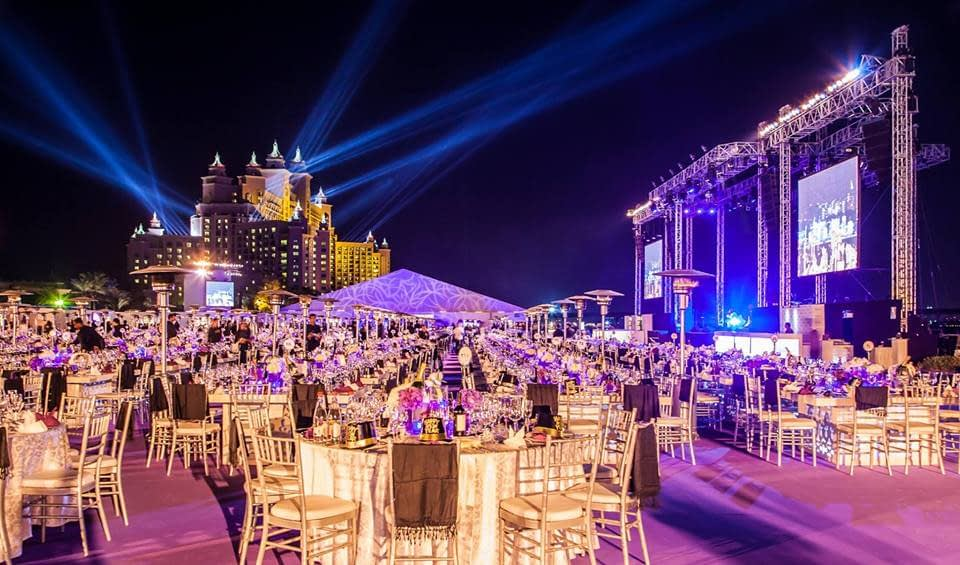 hotel Atlantis, the palm royal gala