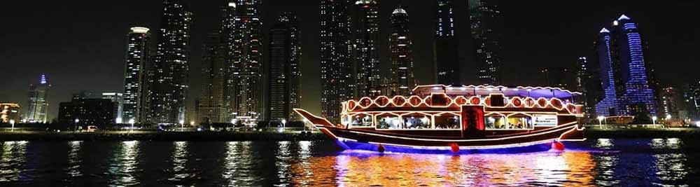 Best dhow cruise in Dubai