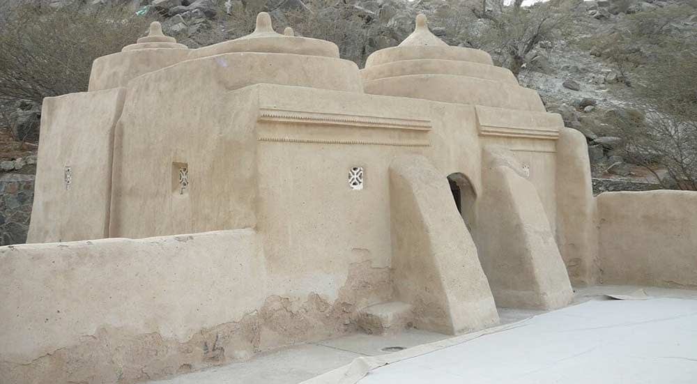 al bidyah mosque