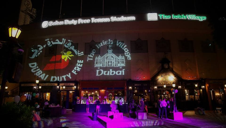 irish village dubai