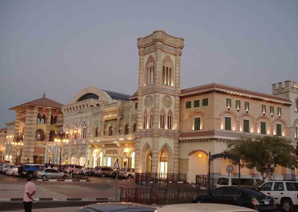 mercato mall dubai