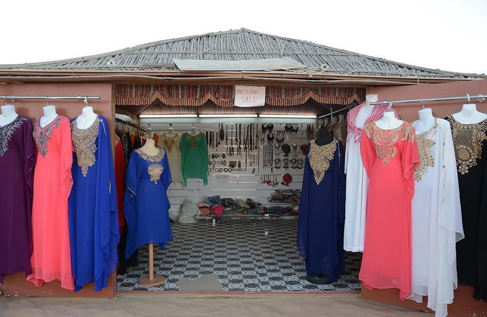 arab attire