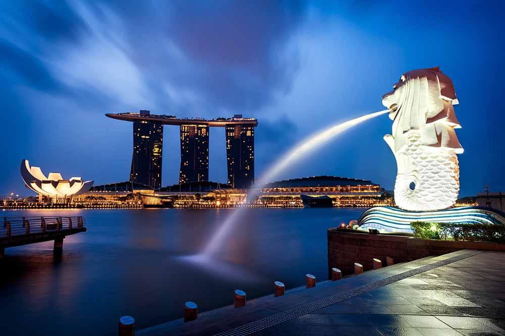 merlion singapore