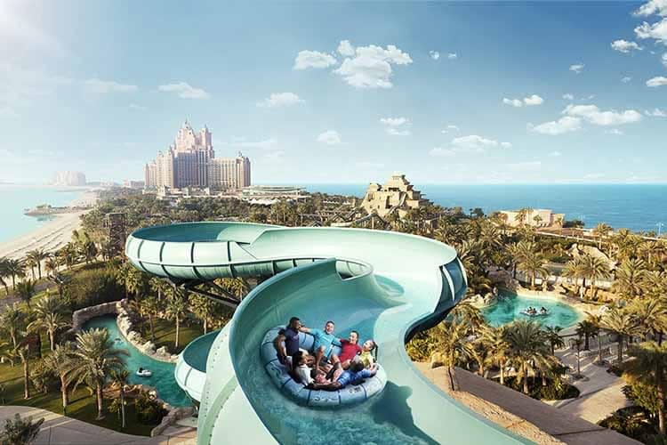 aquaventure waterpark dubai